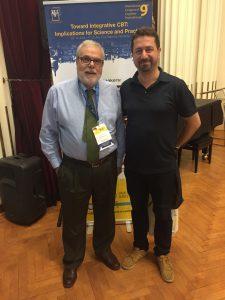 Dr. Murat Artıran ve Prof. Raymond Diguiseppe