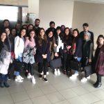 Öğrenci Büşra Karadağ Arel Üniversitesi