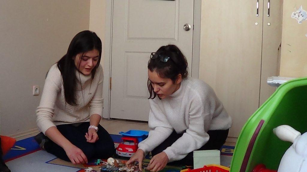Oyun Terapisi eğitimi Rasyonel Psikoloji