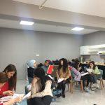 Öğrenci Salih Köse  Maltepe Üniversitesi Psikoloji