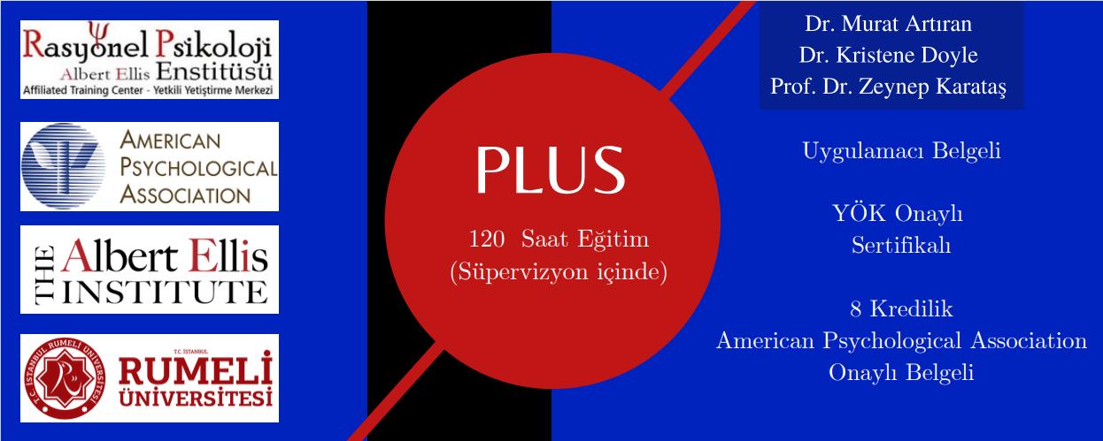 RDDT BDT PLUS Programı 12 kur süpervizyon içinde